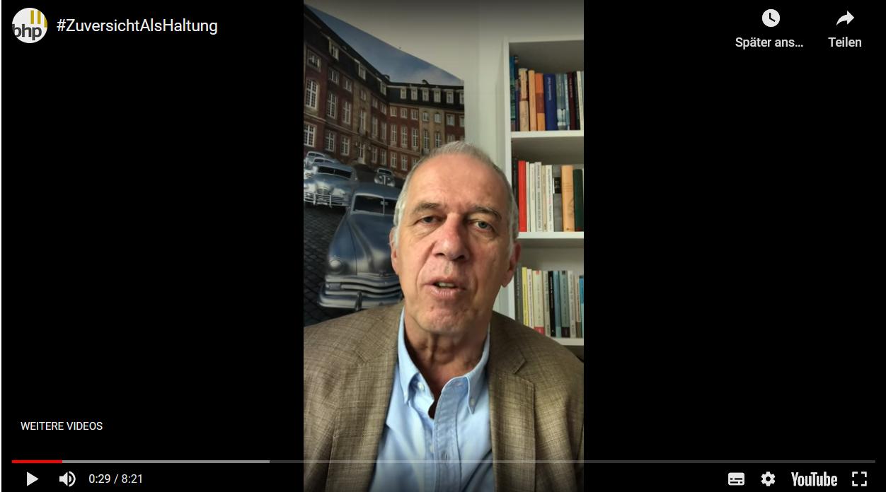 Video Jens Jürgen Clausen. Der Link führt zu einer Webseite.