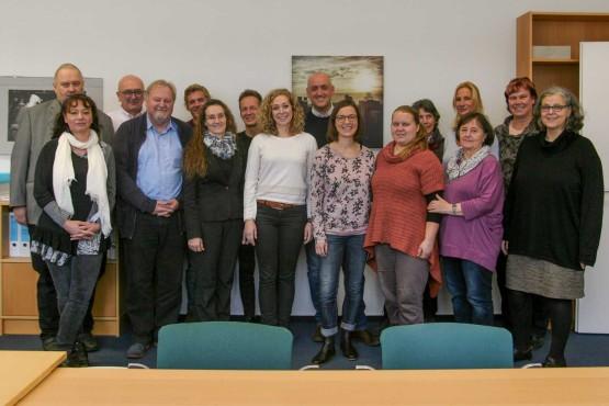 Exekutivkomitee der IGhB tagte am 16. November 2015 in Berlin