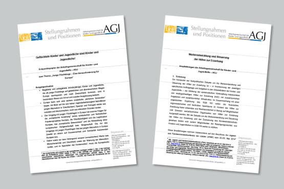 BHP unterstützt Eckpunktepapier und Empfehlung der Arbeitsgemeinschaft für Kinder- und Jugendhilfe (AGJ)