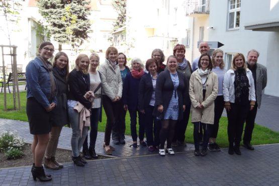 Frühjahrssitzung des Exekutivkomitees der IGhB in Bratislava