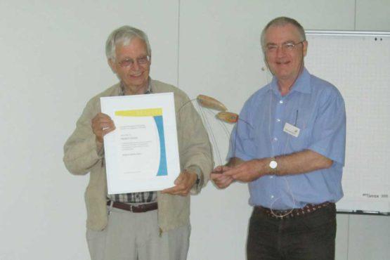Virginia-Axline-Preis für Prof. Dr. Herbert Goetze