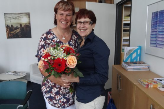 Sybille Lenk erneut in ihrem Amt bestätigt