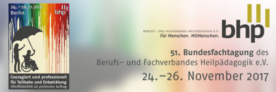 Bundesfachtagung 2017: Call for papers and participation!