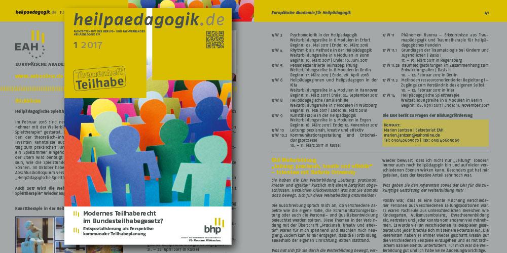 heilpaedagogik.de, Ausgabe 2017-1