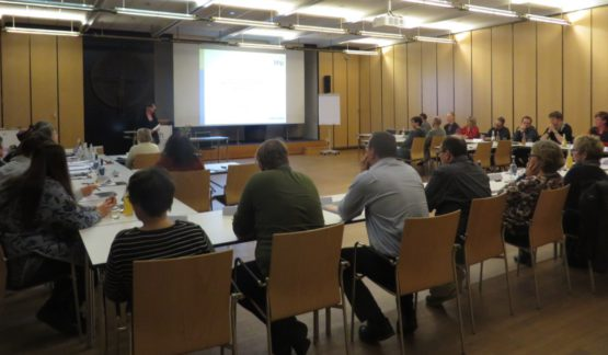 Berufspolitisches Forum in Nürnberg