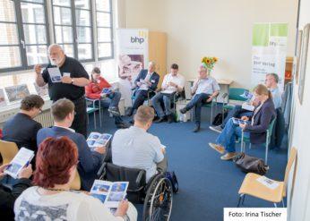 Gesprächsrunde Berliner Gespräch für Heilpädagogik