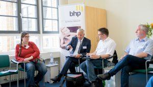 Diskussionsrunde Berliner Gespräch