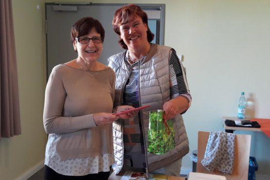 Heilpaedagogik.de: Sybille Lenk erneut in ihrem Amt bestätigt
