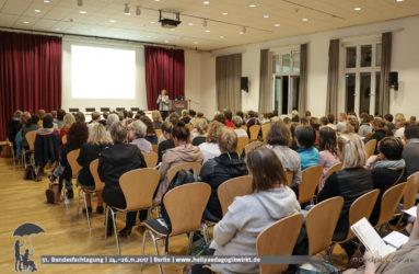 Kaum freie Plätze bei den Vorträgen des MesseForums