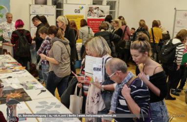 Hoher Besucherandrang zum MesseForum Heilpädagogik