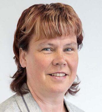 BHP Vorsitzende Dagmar Gumbert