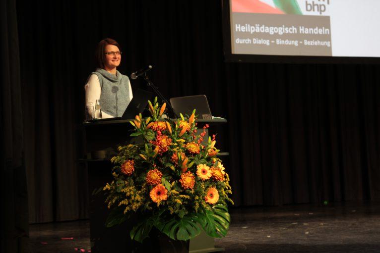 Sabine Hof, Preisträgerin des Förderpreises