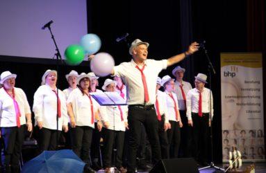Inklusiver Chor: Die Nogat-Singers