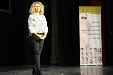 Tagungsleitung Ulrike Seyfang