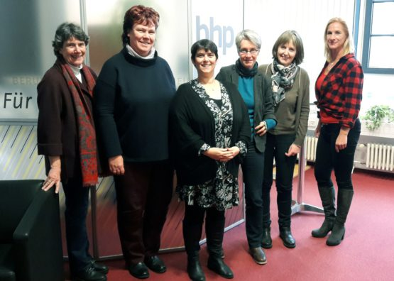 BHP Vorstand in Berlin: Erste  konstituierende Sitzung
