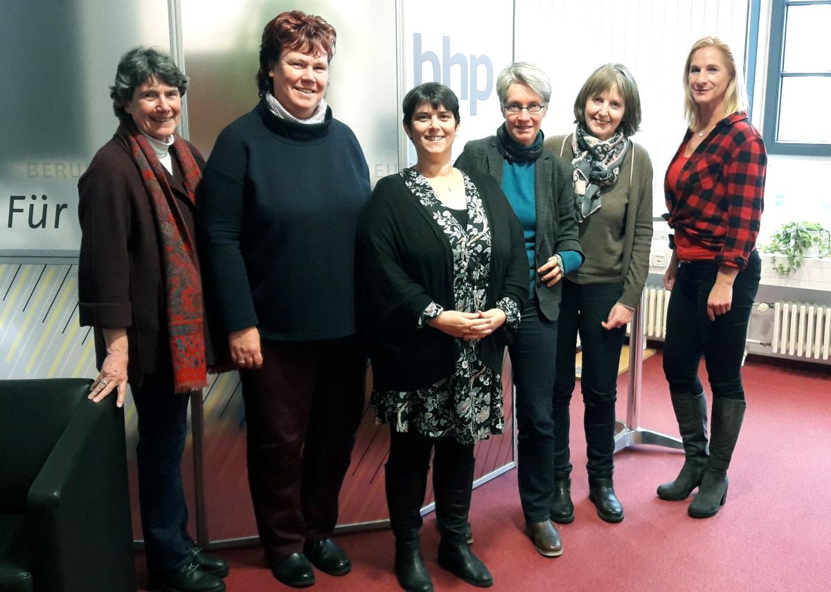 Estes Treffen_BHP Vorstand