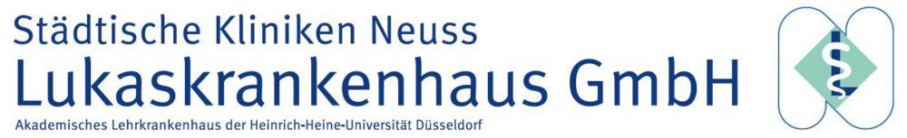 Das Logo der Städtischen Kliniken Neuss
