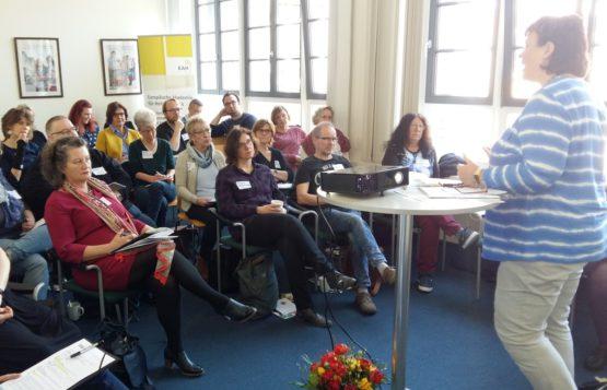 Auftaktveranstaltung der BHP Fachgruppen in Berlin
