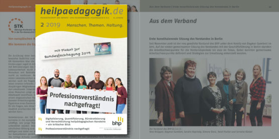 Aktuelle Ausgabe der BHP Fachzeitschrift erschienen!