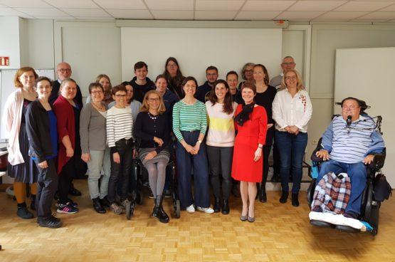 Frühjahrssitzung des IGhB Exekutivkomitee in Luxemburg
