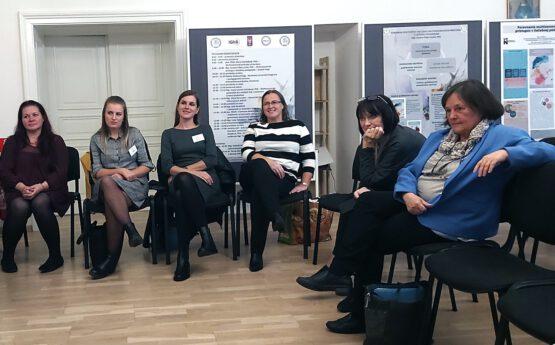 Herbstsitzung des Exekutivkomitees der IGhB in Bratislava