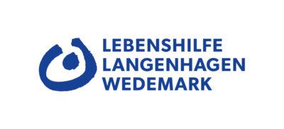 Hier erscheint das Logo der Lebenshilfe Langenhagen Wedemark