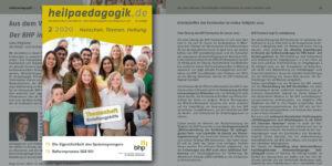 BHP Fachzeitschrift, Ausgabe 2020-2